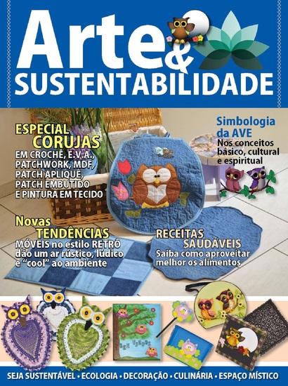 Arte e sustentabilidade Ed 03 - Corujas - cover