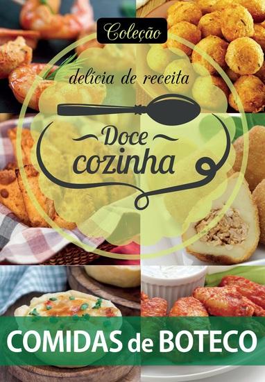 Coleção Doce Cozinha Ed 02 - Comidas de Boteco - cover