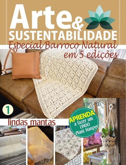 Arte e Sustentabilidade Ed 08 - Especial Barroco Natural em 5 Edições - cover