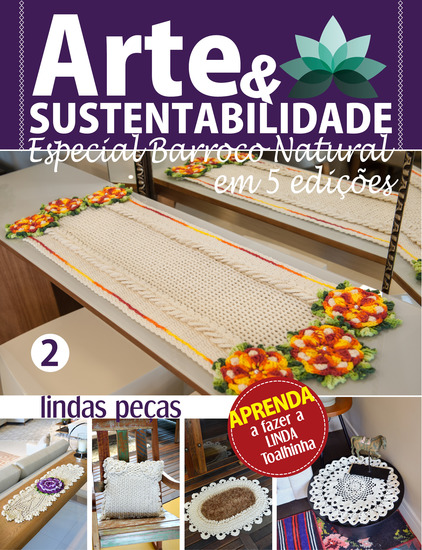 Arte e Sustentabilidade Ed 09 - Especial Barroco Natural em 5 Edições - cover