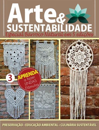 Arte e Sustentabilidade Ed 10 - Especial Barroco Natural em 5 Edições - cover
