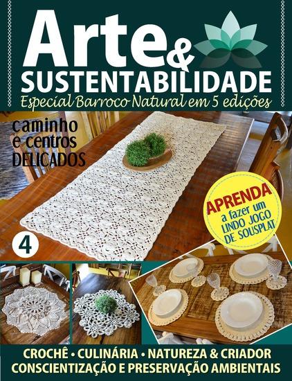 Arte e Sustentabilidade Ed 11 - Especial Barroco Natural em 5 Edições - cover