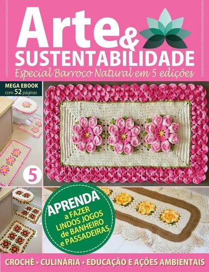 Arte e Sustentabilidade Ed 12 - Especial Barroco Natural em 5 Edições - cover