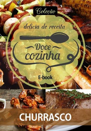 Coleção Doce Cozinha Ed 03 - Churrasco - cover
