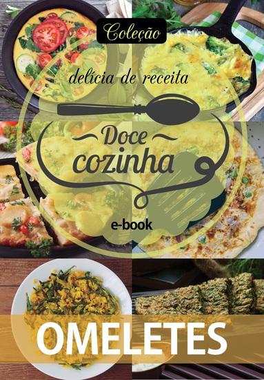 Coleção Doce Cozinha Ed 10 - Omeletes - cover