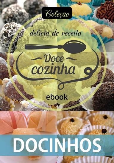 Coleção Doce Cozinha Ed 15 - Docinhos - cover
