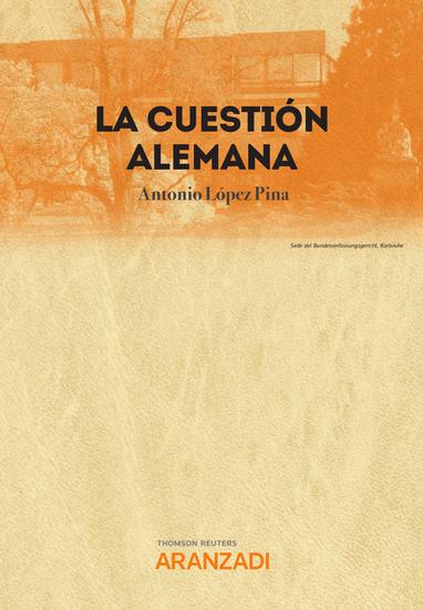 La cuestión alemana - cover