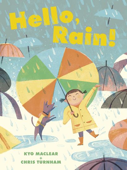 Hello Rain! - cover