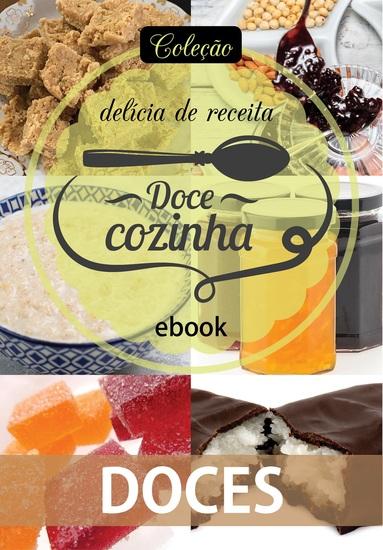Coleção Doce Cozinha Ed 16 - Doces - cover