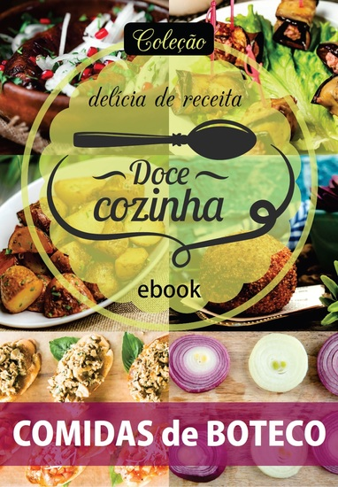Coleção Doce Cozinha Ed 17 - Comida de Boteco - cover