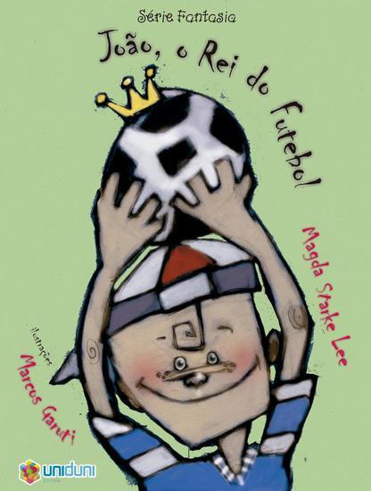 João o rei do futebol - cover