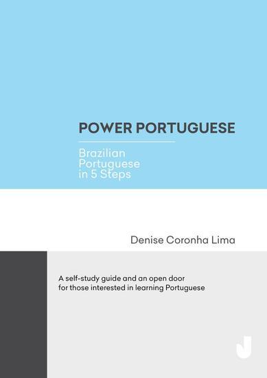 Power Portuguese - cover