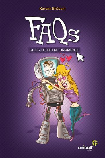 FAQs - sites de relacionamento - cover