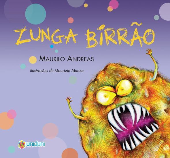 Zunga Birrão - cover
