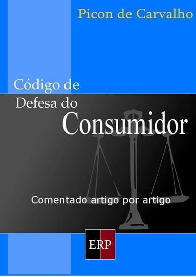 Código de Defesa do Consumidor - cover