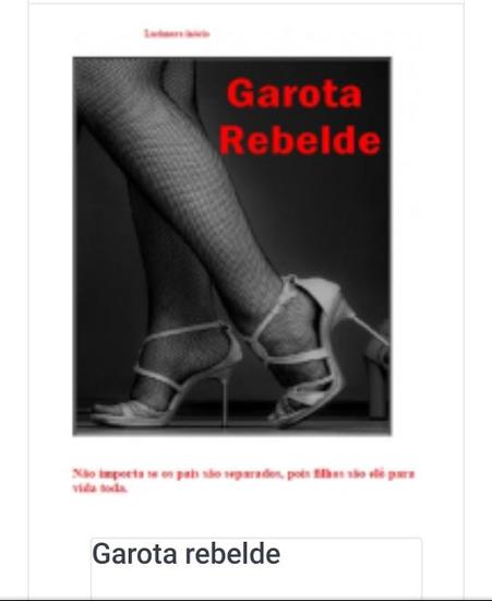 Garota rebelde - Enrolamento VS Envolvimento - cover