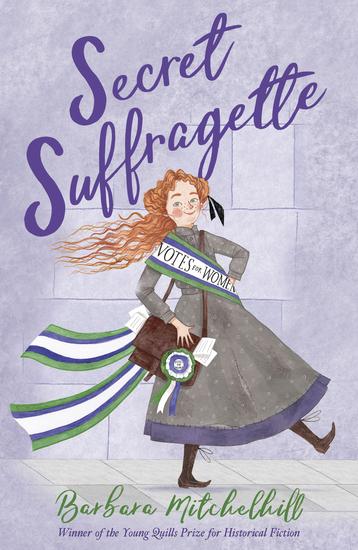 Secret Suffragette - cover