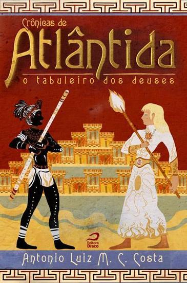 Crônicas de Atlântida - O tabuleiro dos deuses - cover