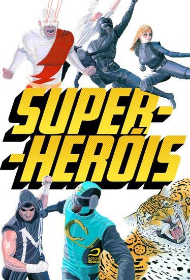 Super-Heróis - cover