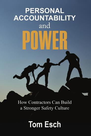 Personal Accountability and POWER - How Contractors Can Build a Stronger Safety Culture - cover