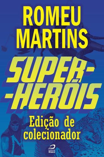 Edição de Colecionador - Super-Heróis - cover