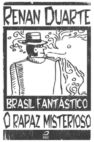 O Rapaz misterioso - Brasil Fantástico - cover