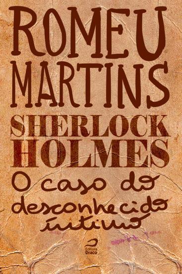 O Caso do desconhecido íntimo - Sherlock Holmes - cover