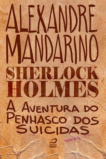 A Aventura do Penhasco dos Suicidas - Sherlock Holmes - cover