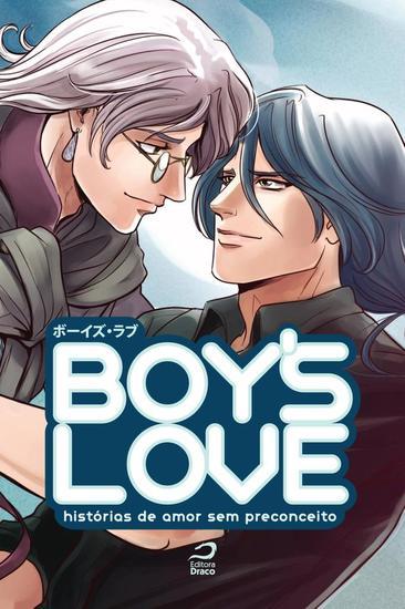Histórias de amor sem preconceito - Boys Love - cover