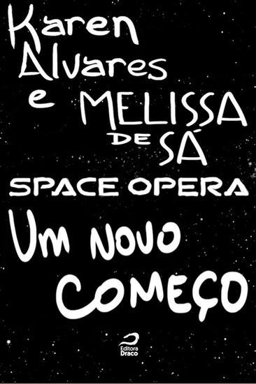 Um novo começo - Space Opera - cover