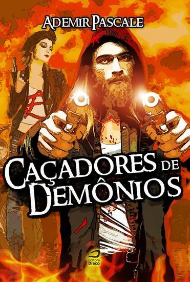 Caçadores de demônios - cover