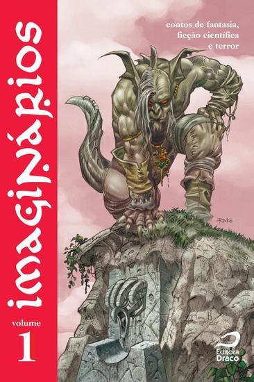 Imaginários - Contos de fantasia ficção científica e terror - Volume 1 - cover