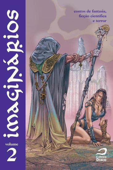 Imaginários - Contos de fantasia ficção científica e terror - Volume 2 - cover