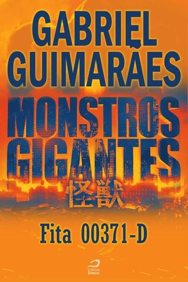 Fita 00371-D - Monstros Gigantes - cover