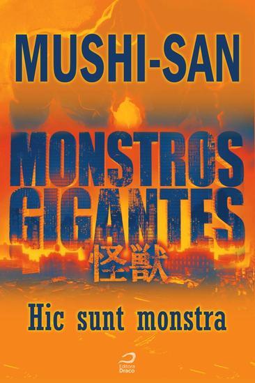 Hic sunt monstra - Monstros Gigantes - cover