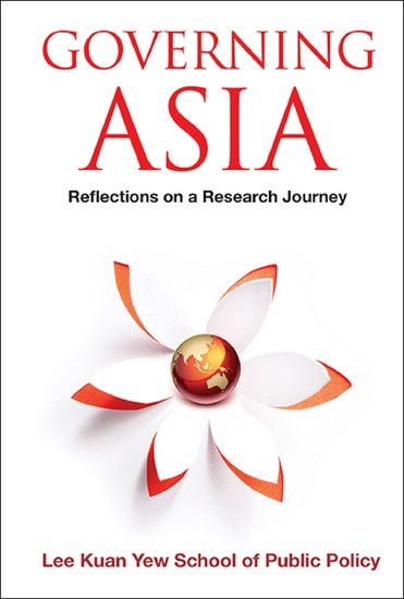 Governing Asia - Reflections on a Research Journey - cover