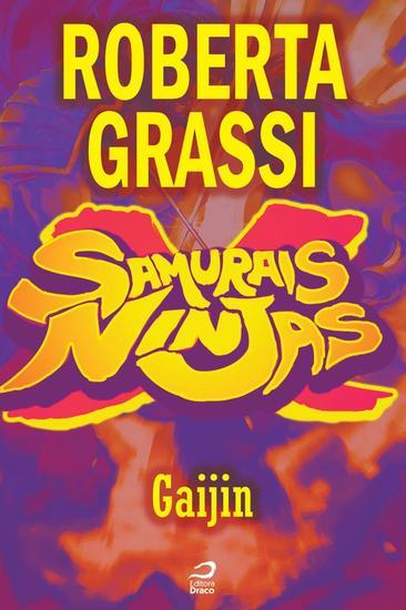 Gaijin - Samurais x Ninjas - cover