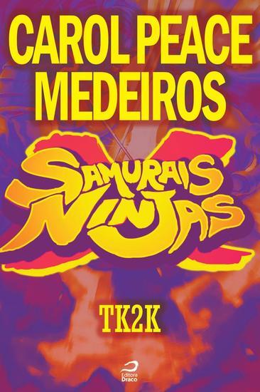 TK2K - Samurais x Ninjas - cover