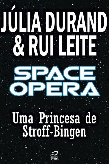 Uma Princesa de Stroff-Binger - Space Opera - cover