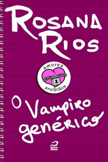 O Vampiro genérico - Amores Proibidos - cover