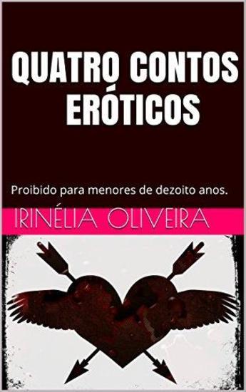 4 contos eróticos - Contos eróticos arrepiantes! - cover