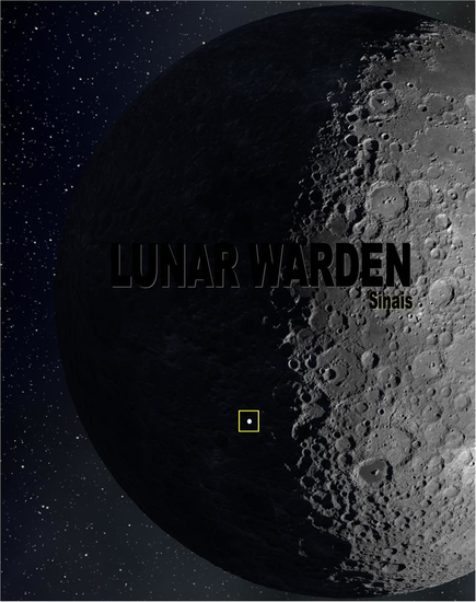 Lunar warden - sinais - cover
