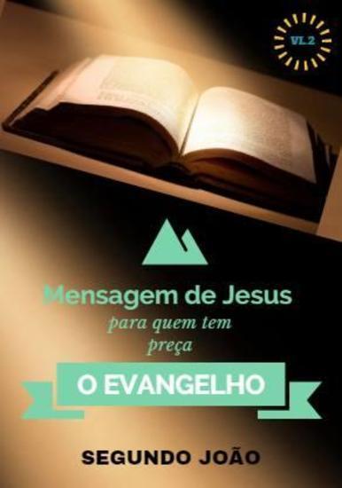 BÍBLICO O Evangelho segundo joão Vl 2 - O EVANGELHO - cover