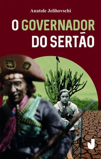 O Governador do Sertão - cover