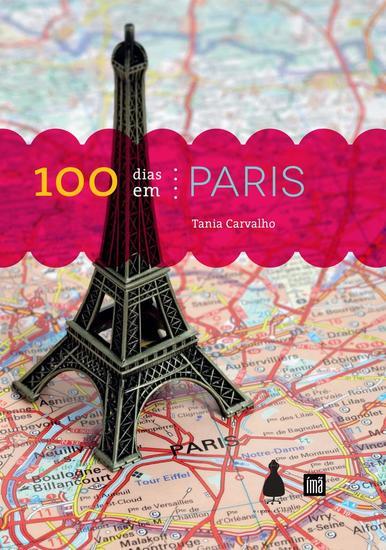 100 dias em Paris - cover