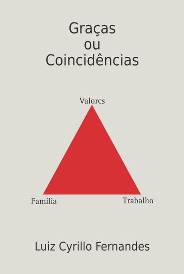 Graças ou Coincidências - Valores Família Trabalho - cover