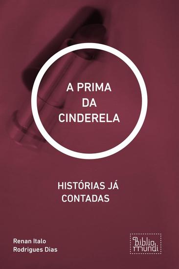 A prima da cinderela - histórias já contadas - cover