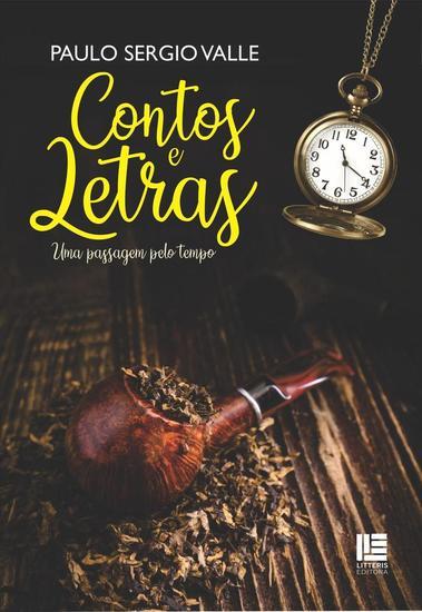 Contos e Letras - Uma passagem pelo tempo - cover