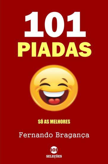 101 Piadas - cover