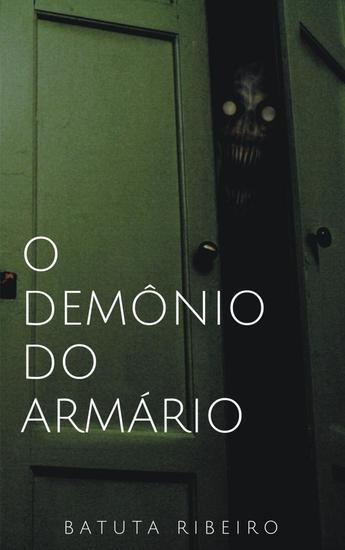 O Demônio do armário - cover